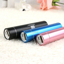 Hot Factory Cheap Reliable Various Types 2600mah Usb Portable Power Bank External Battery