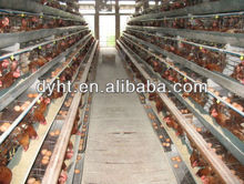 chicken cage Long life-span anti-rust wire mesh animal cage for layers&broilers