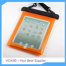 New product 2015 transparent waterproof case for samsung galaxy tab 3 8.0