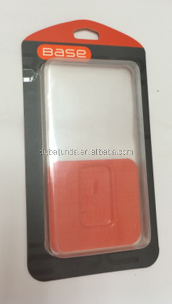 mobile phone case packaging