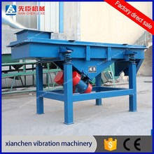 High frequency China sand linear vibrating screen