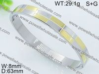 New arrival fashion jewelry wholesale latest polyresin bangle