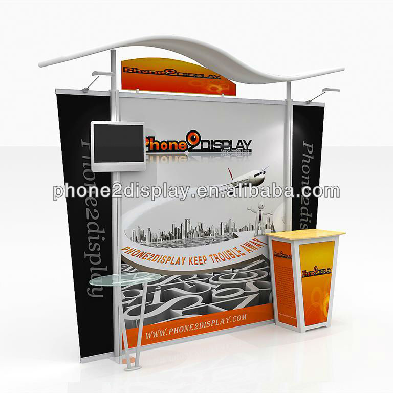 Trade Show Exhibit Display Booth Frame