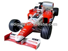 inflatable f1 car pvc advertising inflatable car model