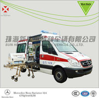 Mercedes Benz Sprinter324 Emergency Response Vehicle, Mercedes Benz ambulance car for sale, Sprinter Emergence Vehicles