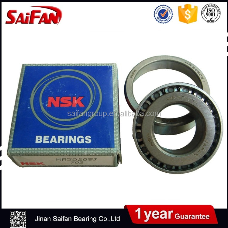 NSK Bearing 30207 Japan Quality NSK Tapered Roller Bearing 30207 Size 35*72*18.5 mm