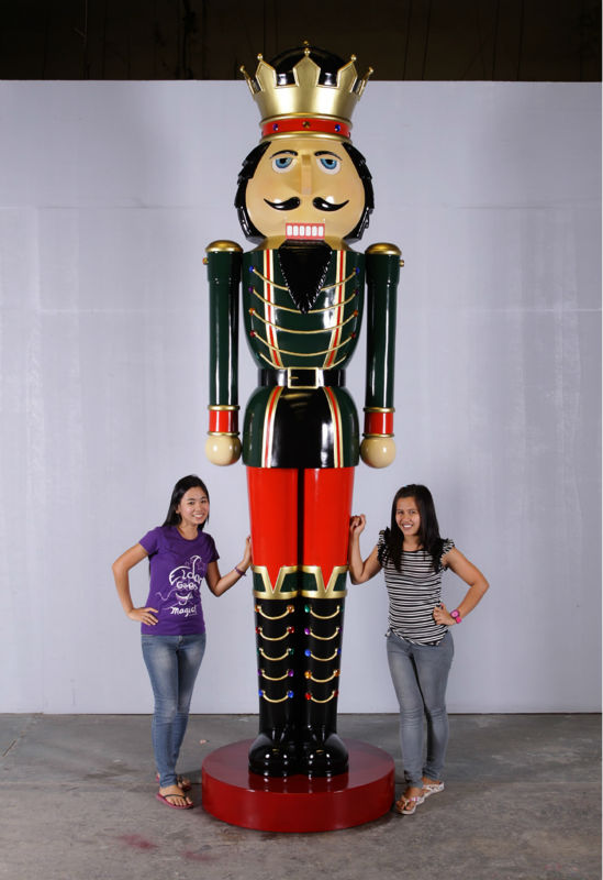 12ft Nutcracker King