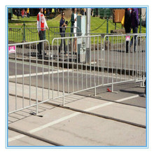 2012 best selling high quality galvanized steel crowd control barrier (munufacturer of china)