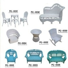 Wicker baby furniture with many shape