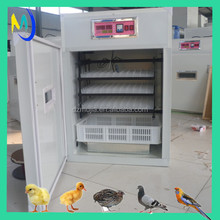 Hot sale high hatching rate incubator for pheasant eggs 264