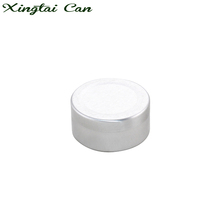 Aluminum tin box for medical cream , small metal can for pill,aluminium tin jar 10g