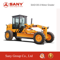 Sany Official Manufacturer SAG120-3 Motor Grader machine for Sale