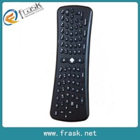Most Popular 2.4GHz T6 Mini Fly Air Mini Wireless Keyboard Mouse for Google Android Mini PC TV BOX Bluetooth Remote Control