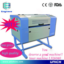 600*400working area laser cutting engraving machine/jewelry carving machine