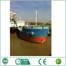 Indonesia used 3200DWT Chemical oil tanker ship/boat on stock