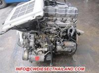 Mitsubishi 4M40 Used Diesel Engine