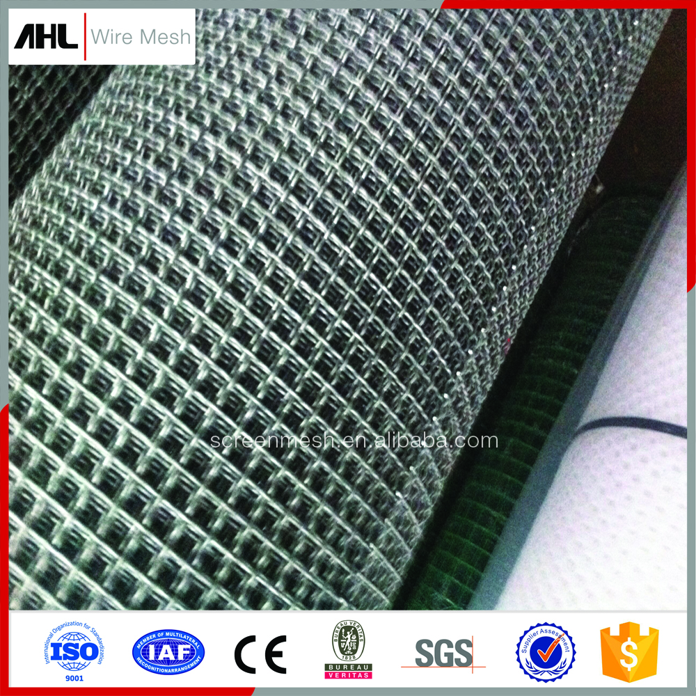 AHL High Quality Welded Galvanized Screen Mesh
