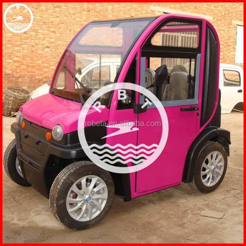 2015 hot selling high quality Ac electric car for disable