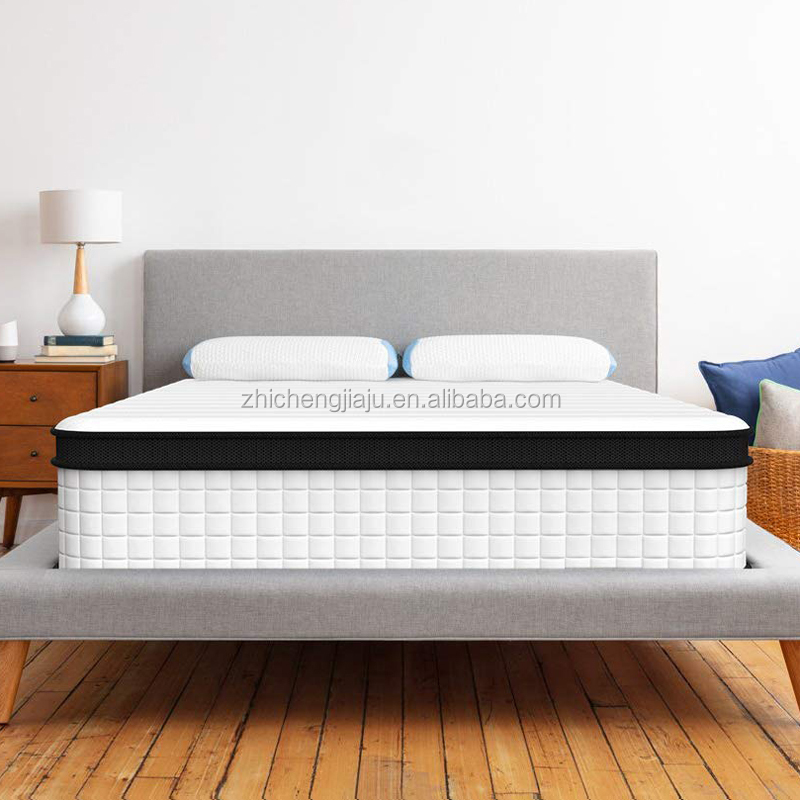 Convoluted Cool Gel And Ventilated Memory Foam Mattress - Jozy Mattress | Jozy.net