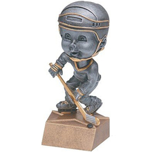 Creative Resin Ice hockey Trophies Sport Souvenir Gift