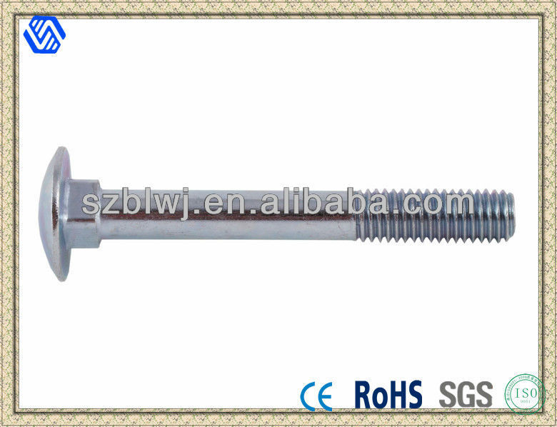 CARRIAGE BOLT 3/8-16 X 1-1/4""