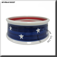 ceramic dog bowl wholesale products for pet shop