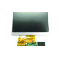 4.3, 5, 7 Inch Screen Video Greeting Card Brochure Display Components TFT Lcd Module