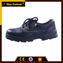 new style 2015 popular comfortable leather shoes industrial working safety shoes