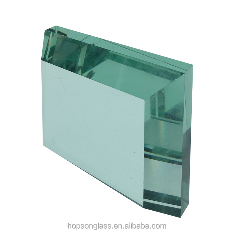 Good Polished Tempered Toughened Glass Fence Panels
