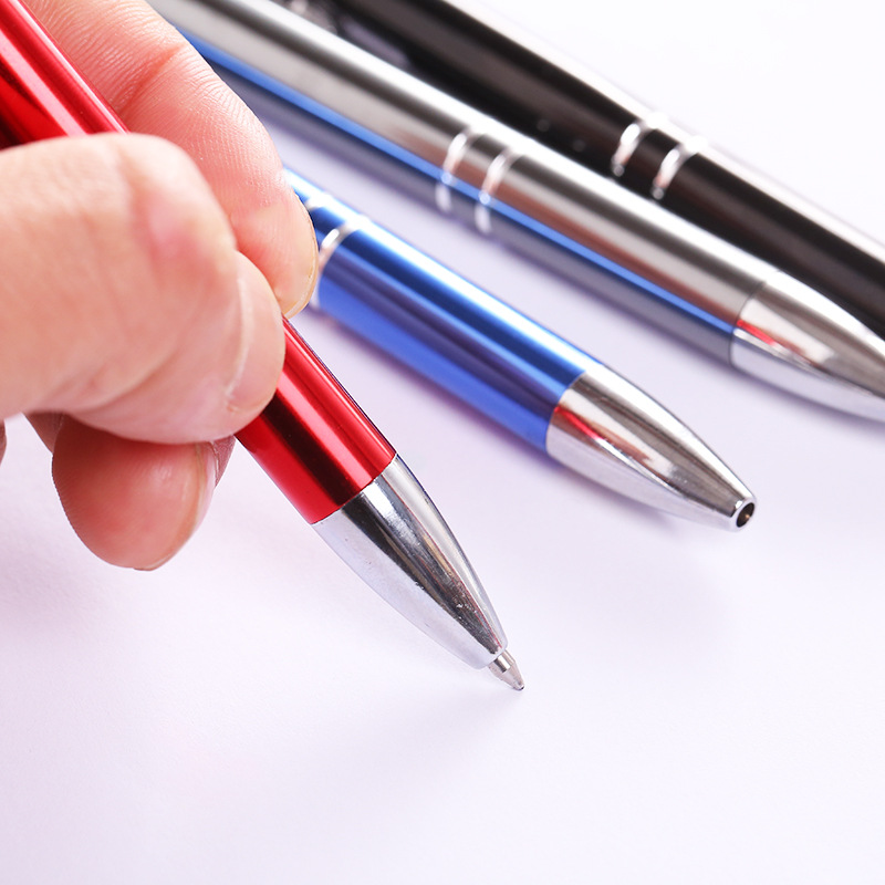 Wholesale Promotion Metal Ball Pen With Logo ballpoint pen