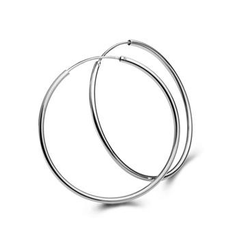 2017 Amazon Large Big Gold Silver Jewelry Ladies 925 Sterling Silver