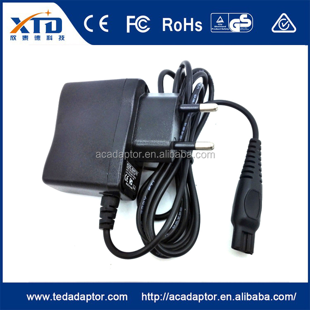 High quality and cheap wall charger for Philips Norelco Electric Shaver 2100