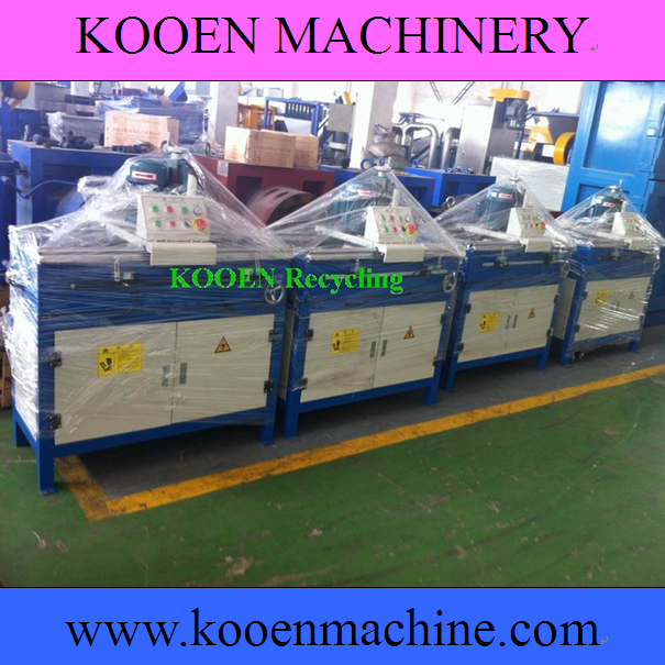 China Kooen new professional industrial crusher knife sharpening equipment