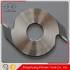 laminate wood finger jointing cutter for finger jointer machines