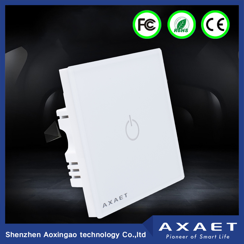 Super high quality smart BLE 4.0 control your home lighting, bluetooth switch work with IOS and Android