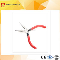 small size jewelry pliers with PVC handle
