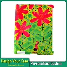 No MOQ dropship supplier for custom 3D unbreakable protective case for ipad