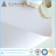 Folding Box Board White Side Coated Duplex Board White Back C2S Ningbo Paper Board