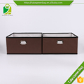 600D polyester Material fabric storage drawer/Foldable Storage Box