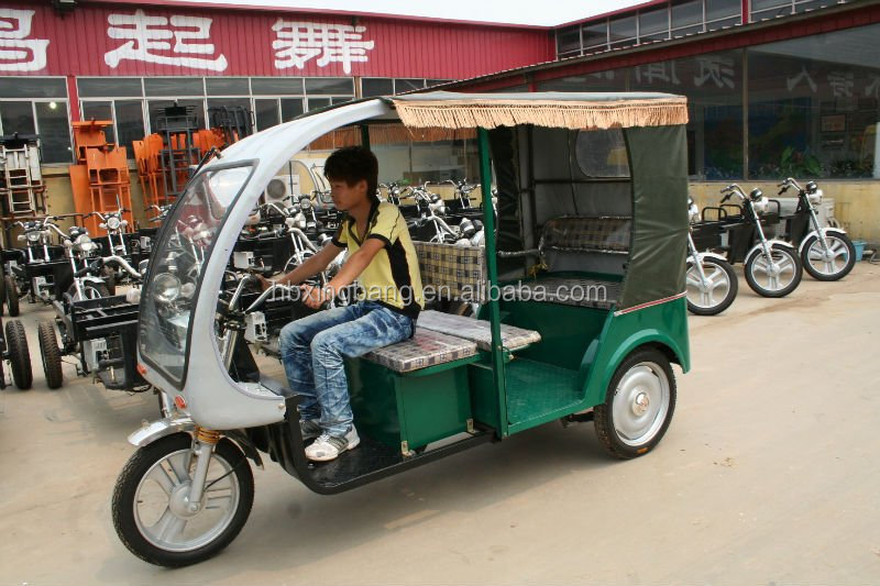 China battery tricycle for passenger selling in Bangladesh