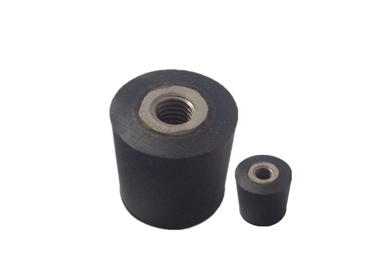 Rubber to metal bonding rubber mount parts
