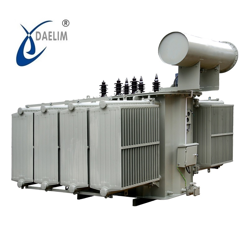 High voltage 15 mva power transformer stepdown
