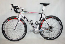 3k carbon complete road race time bike bb30 Bicycle Parts