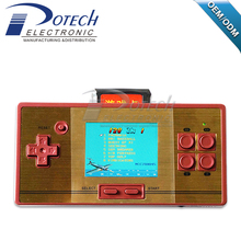 Retro Handheld Game Console Portable video Game Console Pocket Classic Free 600 Games for FC