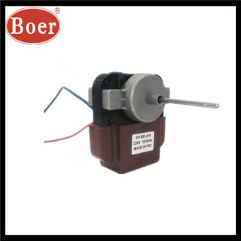 shaded pole motor mini motor for refrigerator freezer and cooler from china manufacture