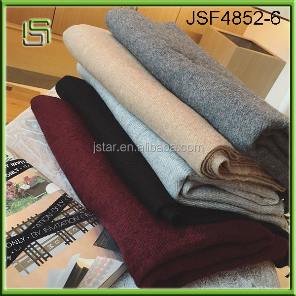 Imitation cashmere scarf in winter long thick shawl scarf dual - purpose men and women couple wild scarf