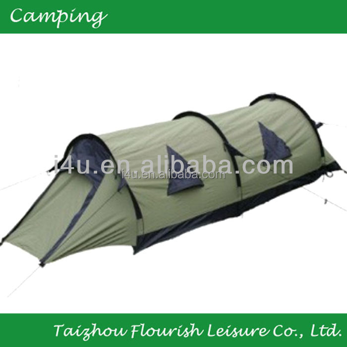One Man Instant assemble Camping Tent double camping cot tent
