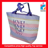 Promotion Recycle PP Non Woven Giveaway Bag