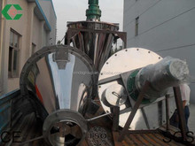 industry double spiral fertilizer mixer