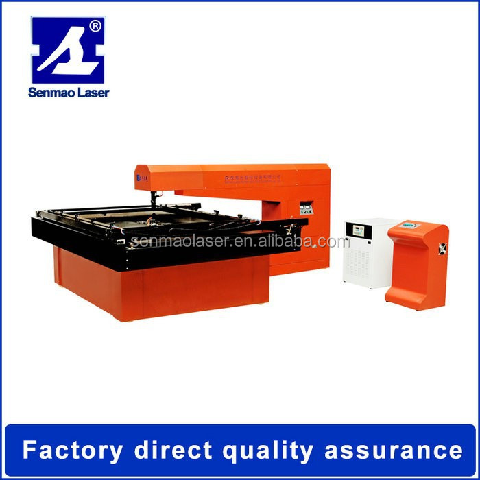 300W Automatic Flat Bed Die Board Laser Die Cutting Machine